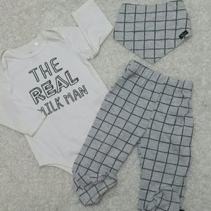 Other - Long Sleeve Onsie Set